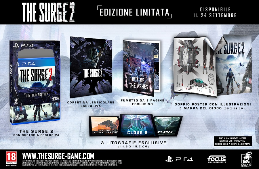 The Surge 2_Limited_Edition_PS4_IT
