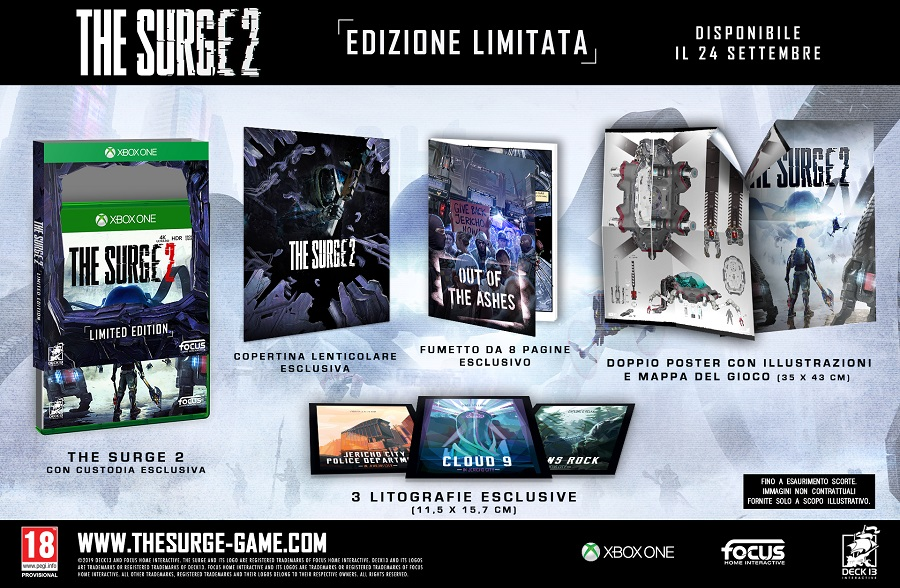 The Surge 2_Limited_Edition_X1_IT