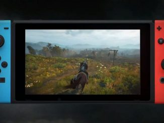 The Witcher 3 Wild Hunt Nintendo Switch