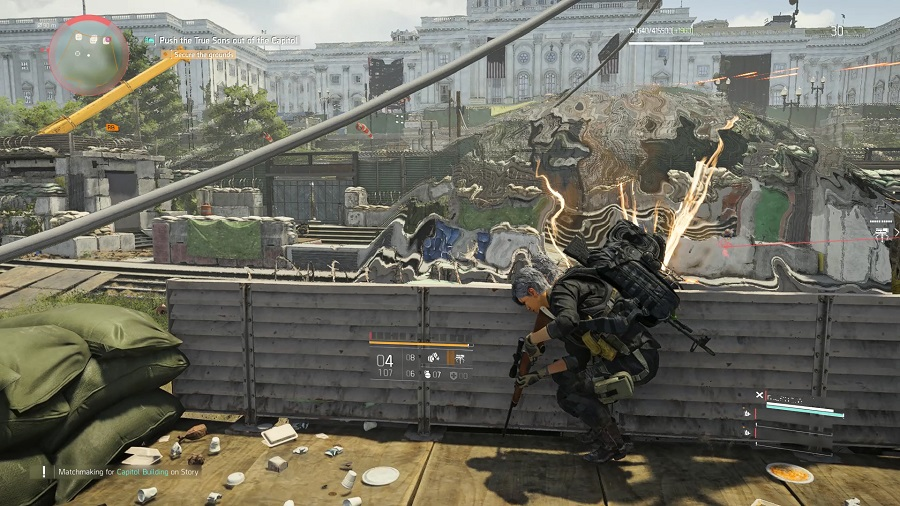 Tom Clancys The Division 2 Screenshot immagini