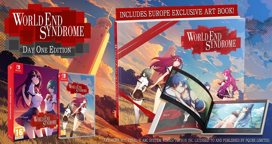 WORLDEND SYNDROME DayOne
