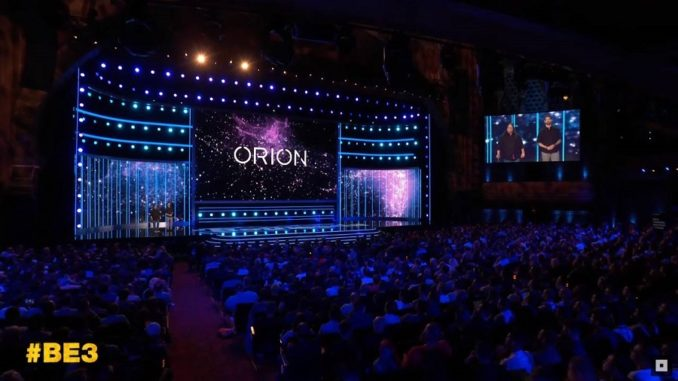 BETHESDA SOFTWORKS ORION