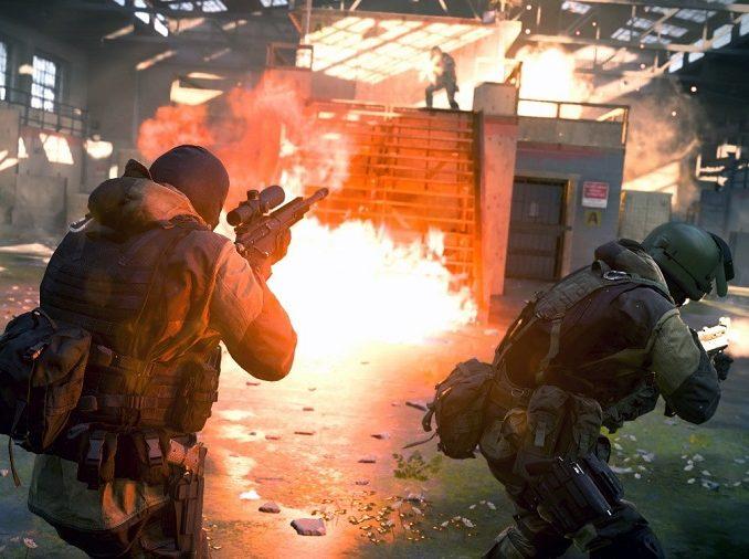 Activision e Infinity Ward-Call of Duty Modern Warfare