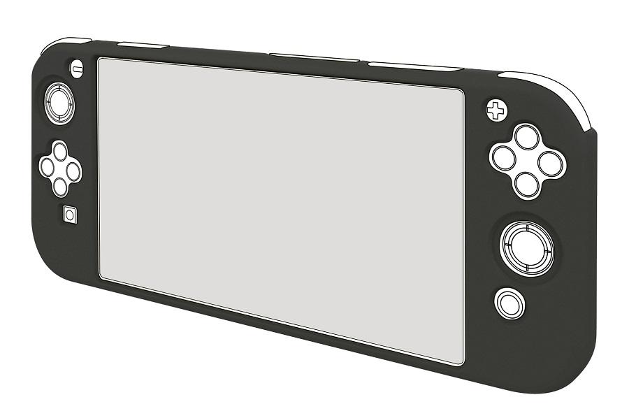 Bigben Guscio in silicone Nintendo Switch Lite