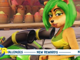 Crash Team Racing Nitro-Fueled Grand Prix