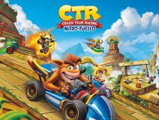 Crash Team Racing Nitro-Fueled screen 1