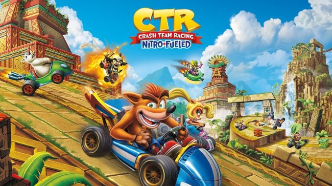 Crash Team Racing Nitro-Fueled screen 1