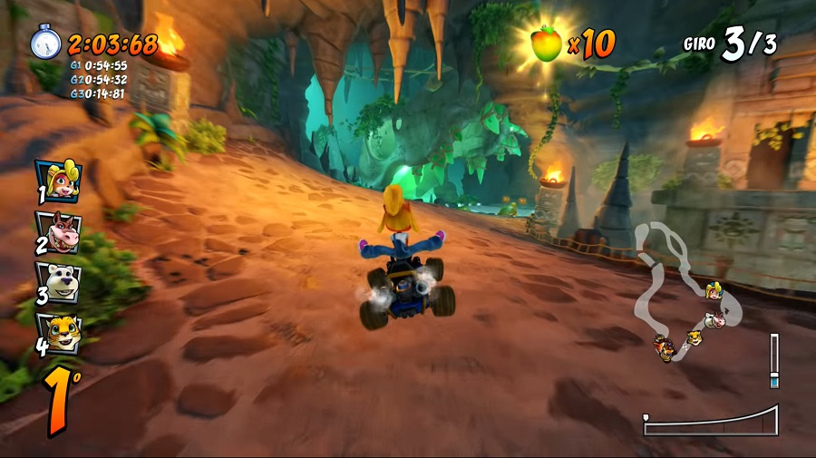 Crash Team Racing Nitro-Fueled screen 3