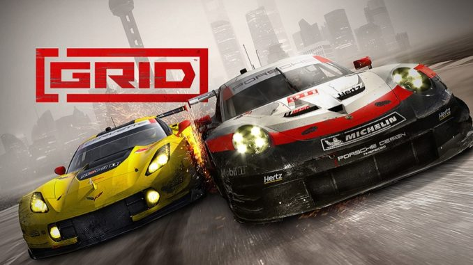 GRID codemasters