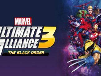 MARVEL ULTIMATE ALLIANCE 3 The Black Order game