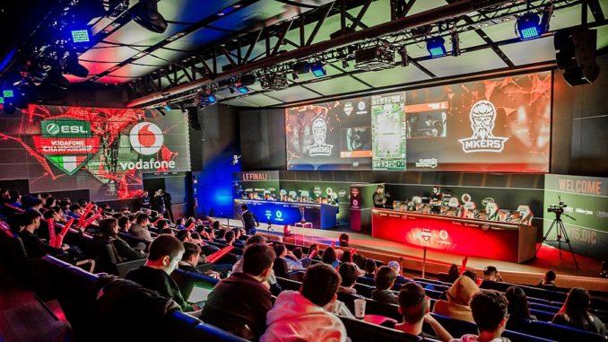 Milan Games Week ESL Vodafone Championship