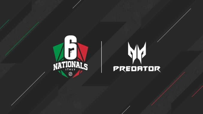Rainbow Six Siege PG Nationals 2019