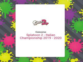 Splatoon 2 Italian Championship 2019-2020