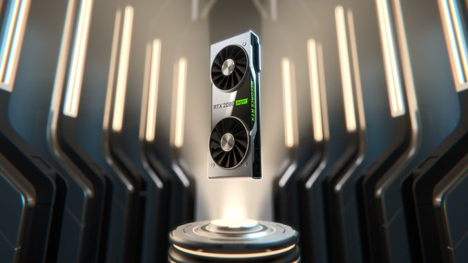 GeForce RTX serie 20 SUPER