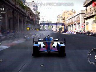 Codemasters GRID Fernando Alonso Havana