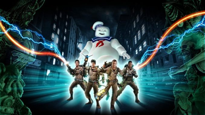 Ghostbusters: The Video Game Remastered,