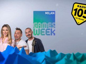 Milan Game Week Radio105
