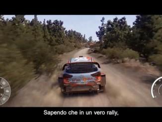 WRC 8 livello e fisica migliorata