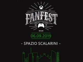 Xbox FanFest 2019 - Milano