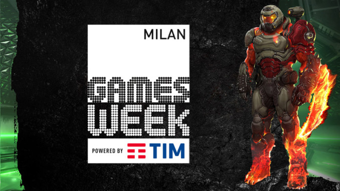 DOOM Eternal Milan Games Week