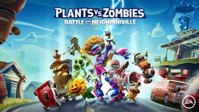 Plants vs Zombies: La Battaglia di Neighborville