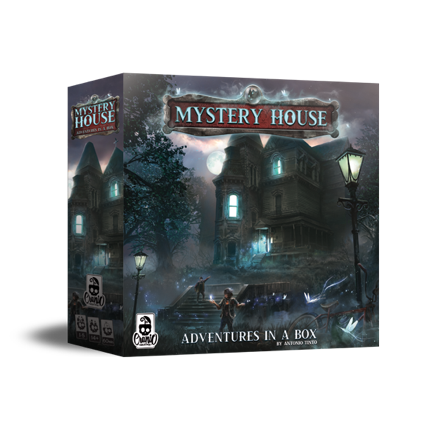 Cranio Creations Mystery House - Adventures in a box