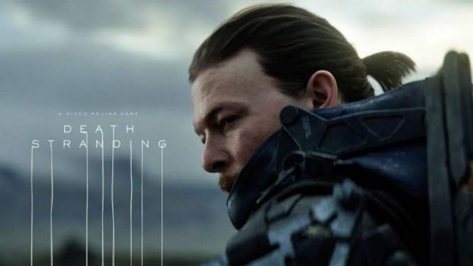 Death Stranding Trailer lancio