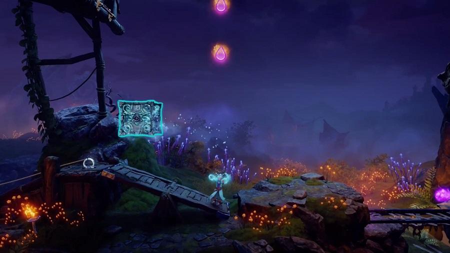 Trine 4 - The Nightmare Prince - screenshot 01