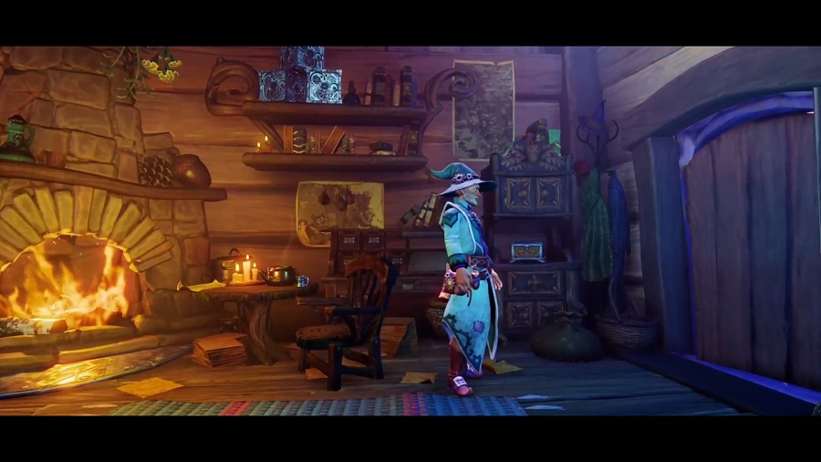 Trine 4 - The Nightmare Prince - screenshot 02