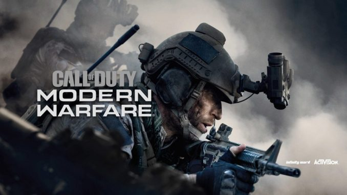 Call of Duty Modern Warfare recensione