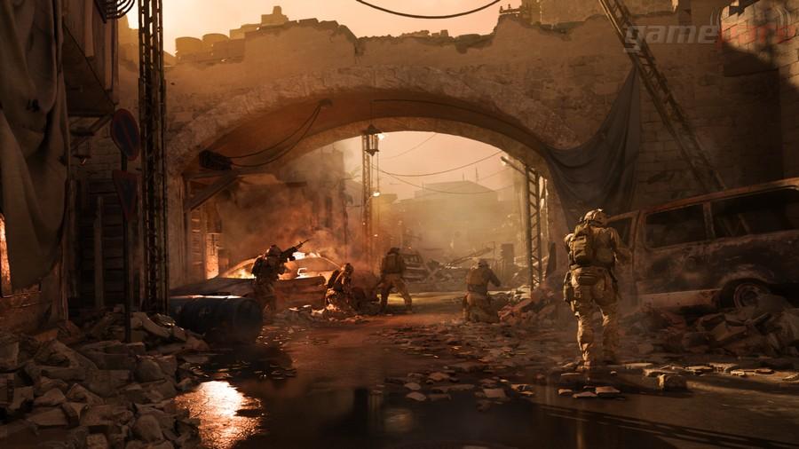 Call of Duty Modern Warfare screenshot recensione 2