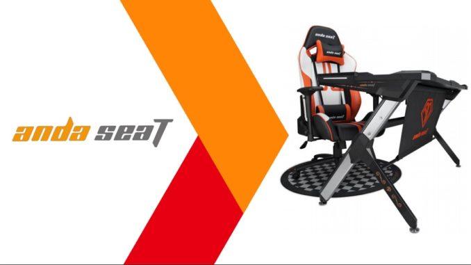 Anda Seat Sedia Gaming