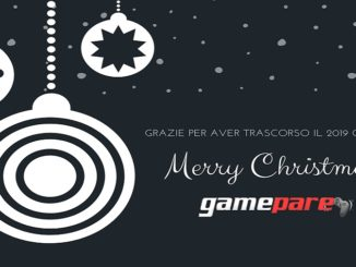 Black White Snow Christmas Gamepare