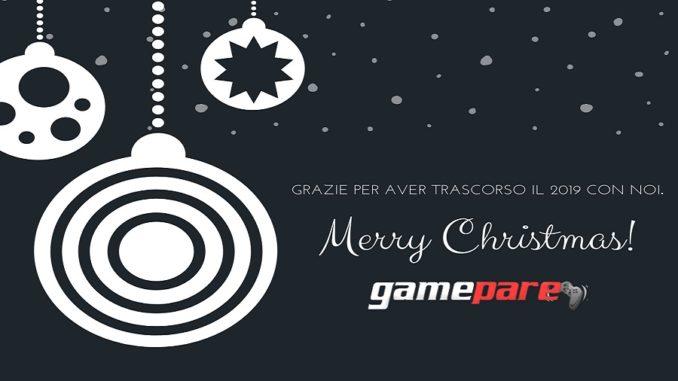 Black White Snow Christmas Gamepare