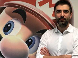 Fabrizio Sforza direttore vendite Nintendo Italia