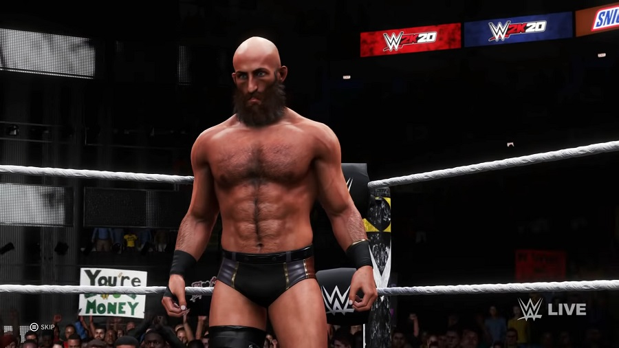 WWE 2K20 3-44 screenshot