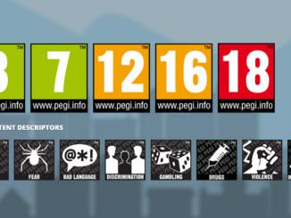 applicazione smartphone PEGI info