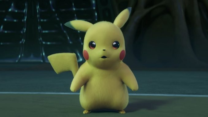Il film Pokémon Mewtwo colpisce ancora - L'evoluzione