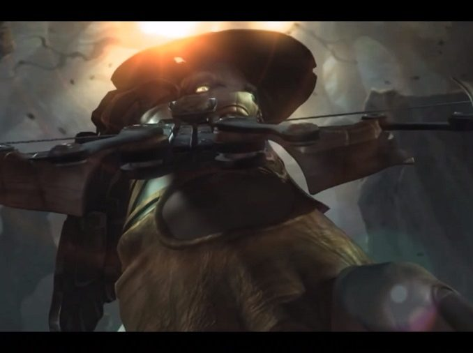 Oddworld Strangers Wrath Nintendo Switch Launch Trailer