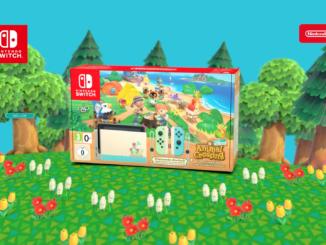 Nintendo Switch edizione speciale Animal Crossing New Horizons