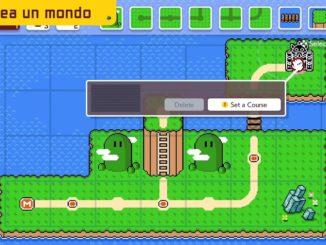 creare i tuoi mondi in Super Mario Maker 2