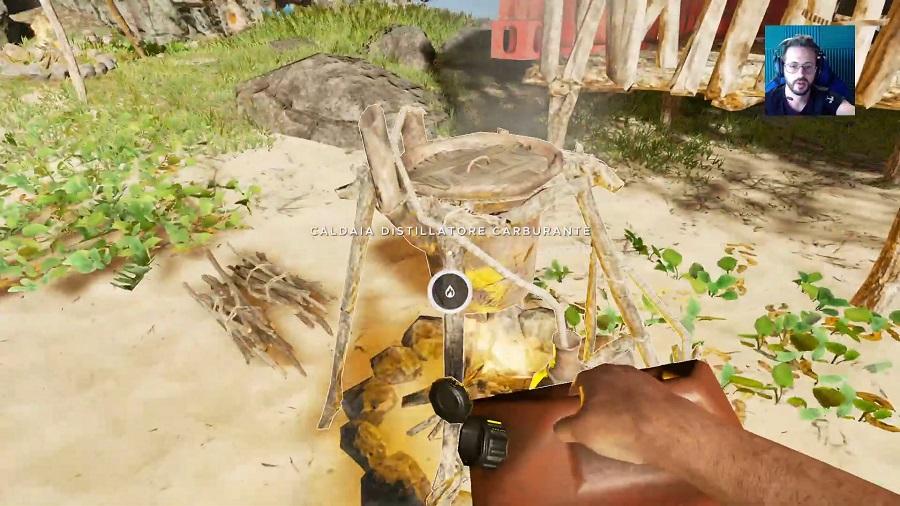 Beam Team Games Stranded Deep - Screenshot 3