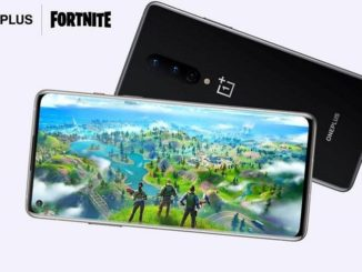 Oneplus Fortnite a 90 FPS