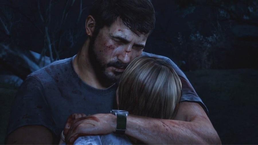 The last of Us -Joel e Sarah