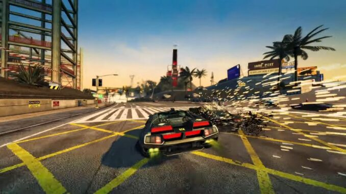 Burnout Paradise Remastered Nintendo Switch – Trailer di lancio