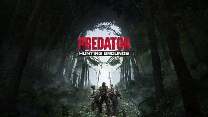 Predator Hunting Grounds copertina