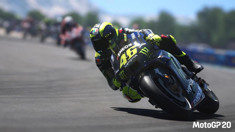 MotoGP 20 - Valentino Rossi - Videogame