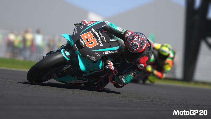 MotoGP 20 - Videogame - Screen2