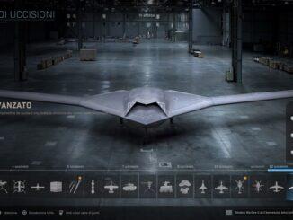 UAV avanzato