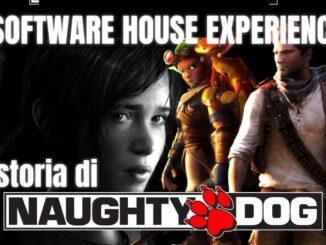 La Storia di Naughty Dog